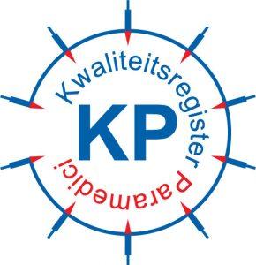 Logo Kwaliteitsregister Paramedicie