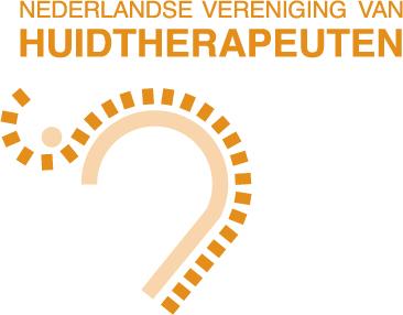 Logo Nederlandse Vereniging Huidtherapeuten